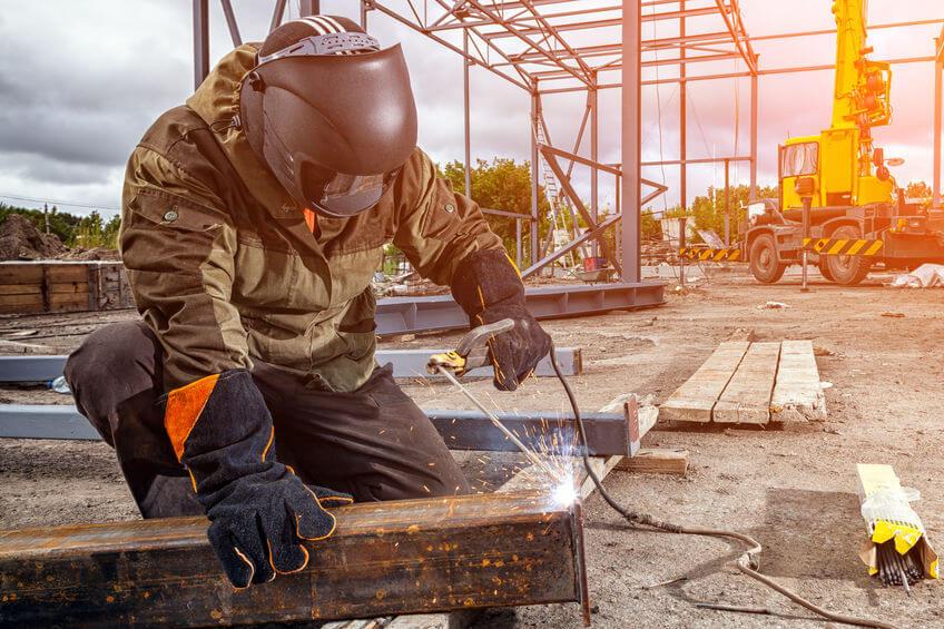 Brandwache auf Baustellen