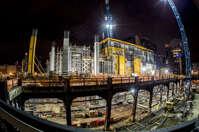 Baustellenbewachung Frankfurt am Main